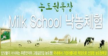 [특선]용인 농도원목장 Milk School 낙농체험