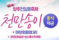 [가족버스여행]양주천만송이천일홍축제+마장호출렁다리/둘레길+장욱진미술관