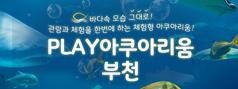 [단독 18,000원] 플레이아쿠아리움 부천 입장권